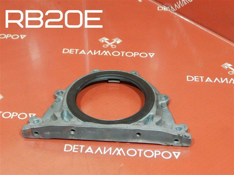 Крышка коленвала Nissan Cefiro E-LA31 RB20E