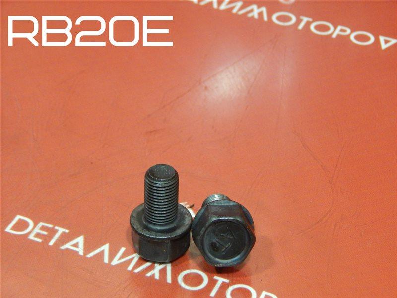 Болт маховика Nissan Cefiro E-LA31 RB20E