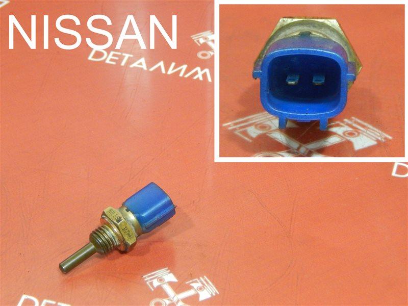 Датчик температуры охлаждающей жидкости Nissan March AK12 CR12DE