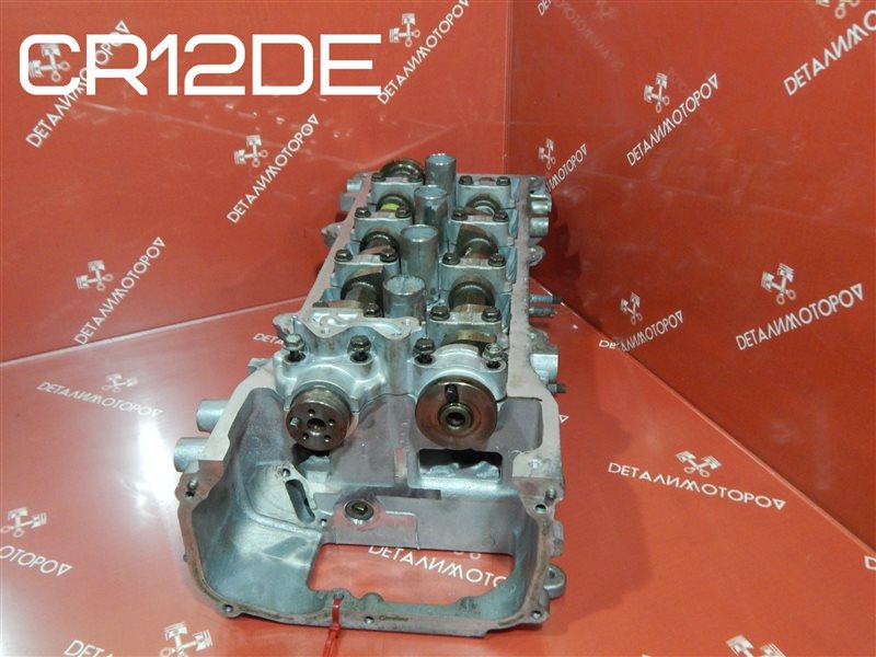Головка блока цилиндров Nissan March AK12 CR12DE