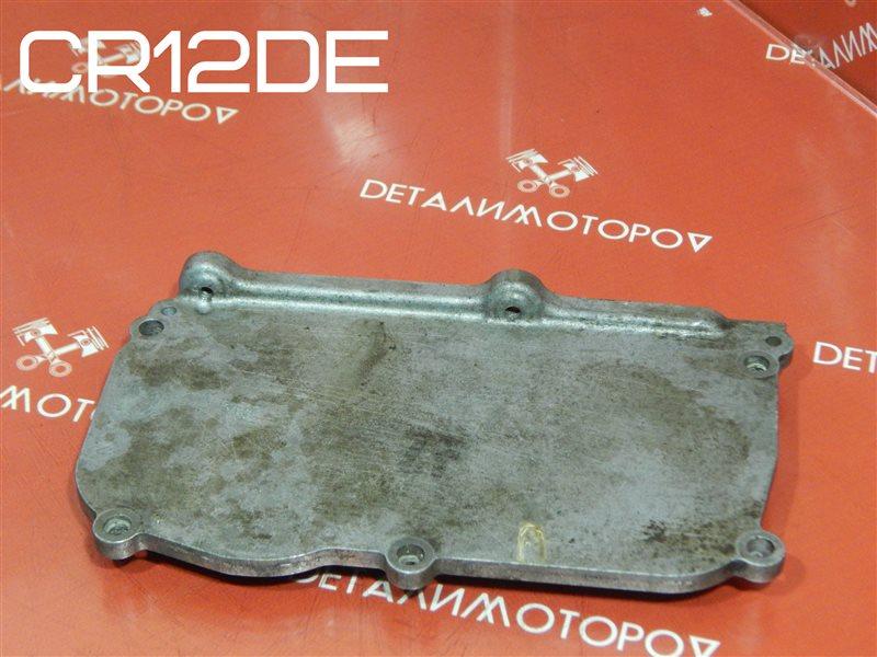 Крышка лобовины Nissan March AK12 CR12DE