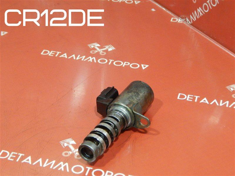 Клапан vvt-i Nissan March AK12 CR12DE