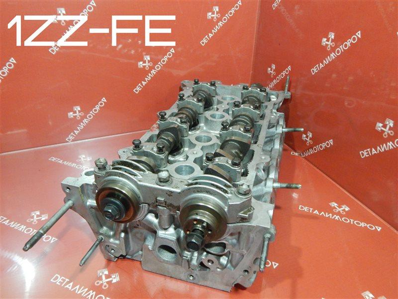 Головка блока цилиндров Toyota Allex ZZE122 1ZZ-FE