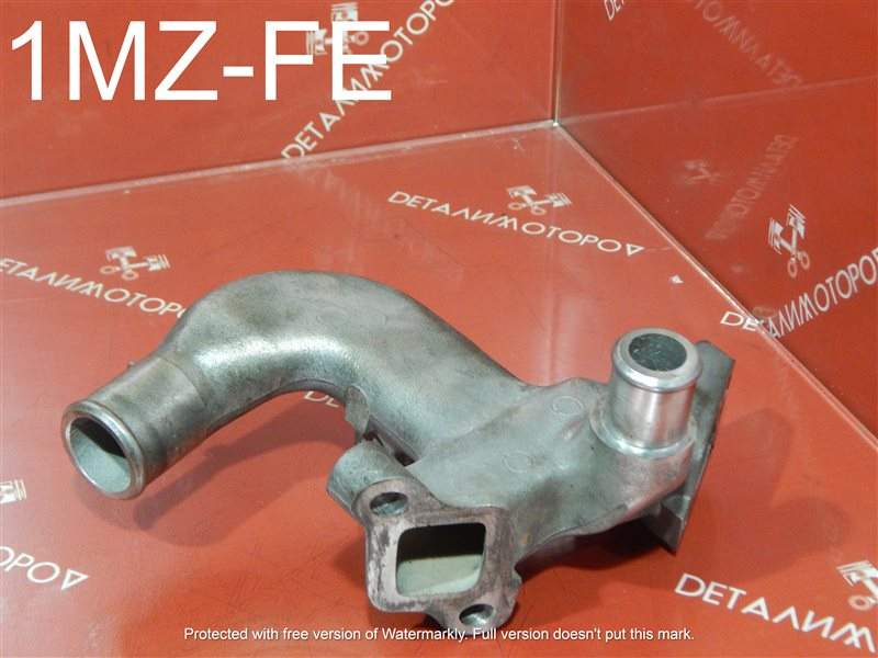 Фланец системы охлаждения Toyota Alphard CBA-MNH10W 1MZ-FE
