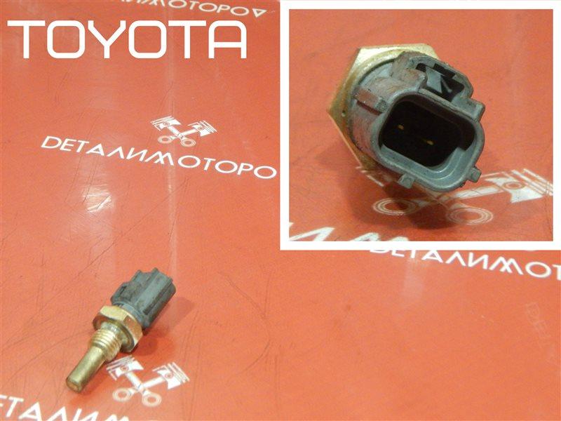 Датчик температуры охлаждающей жидкости Toyota Alphard CBA-MNH10W 1MZ-FE