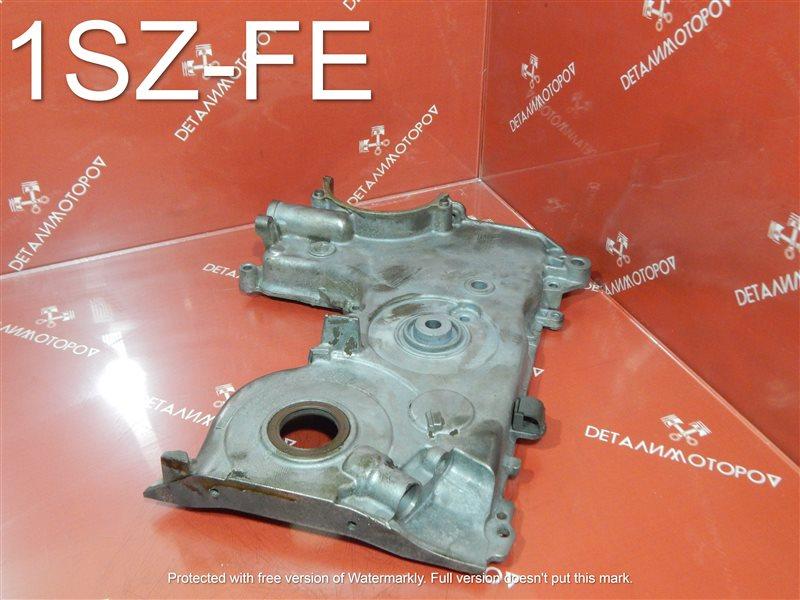 Лобовина двигателя Toyota Echo SCP11 1SZ-FE