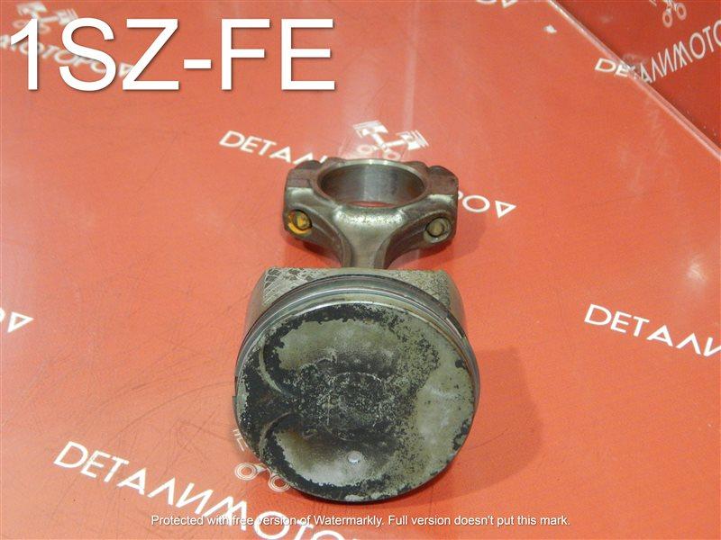 Поршень с шатуном Toyota Echo SCP11 1SZ-FE