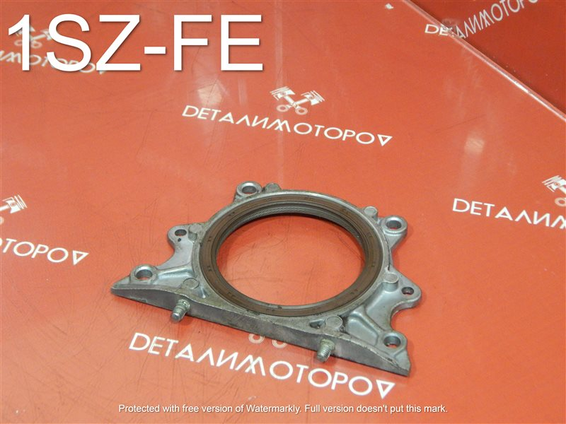 Крышка коленвала Toyota Echo SCP11 1SZ-FE
