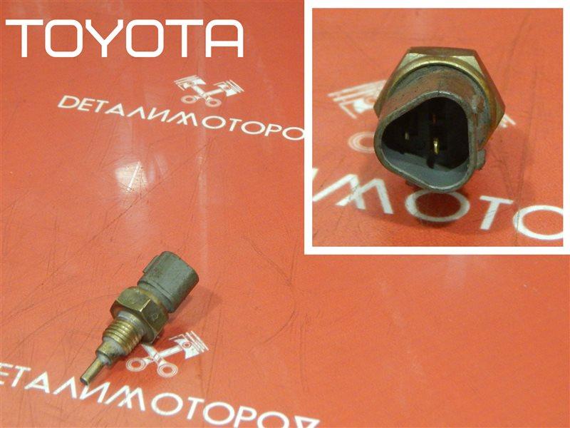 Датчик температуры охлаждающей жидкости Toyota Echo SCP11 1SZ-FE