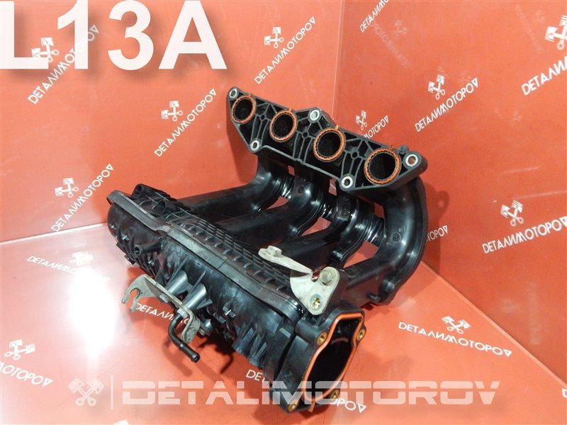 Коллектор впускной Honda Fit DBA-GE6 L13A