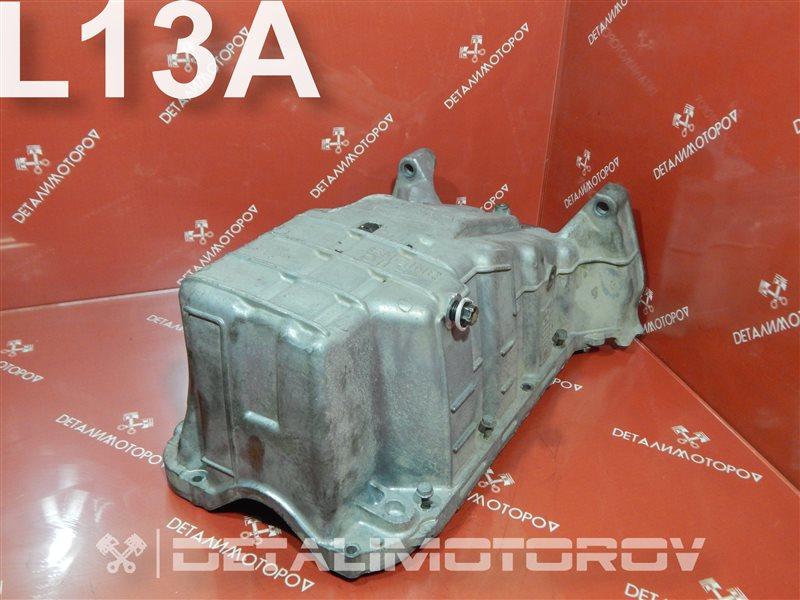 Поддон Honda Fit DBA-GE6 L13A