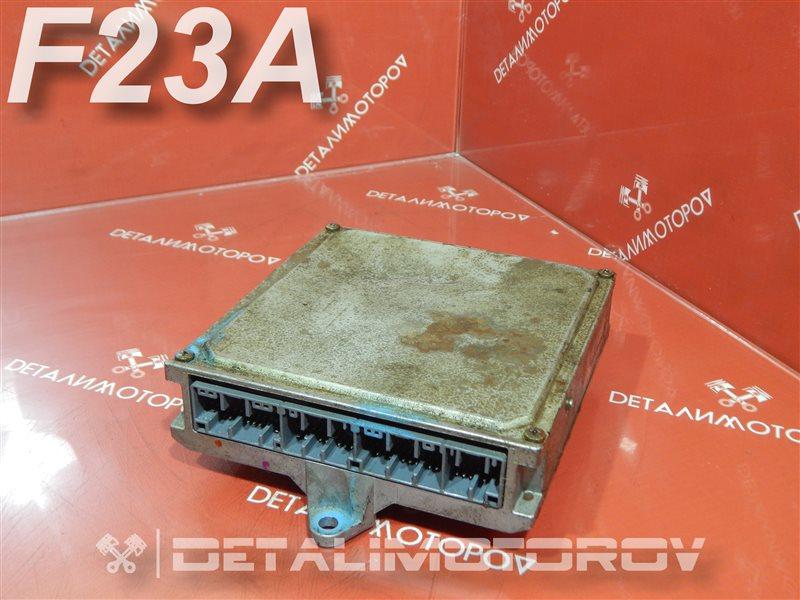 Блок управления двс Honda Accord Wagon GF-CF6 F23A