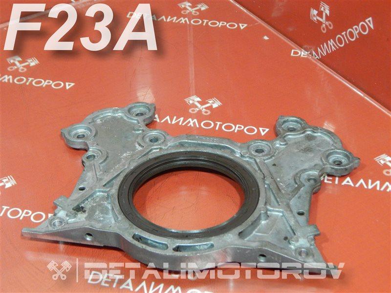 Крышка коленвала Honda Accord Wagon GF-CF6 F23A