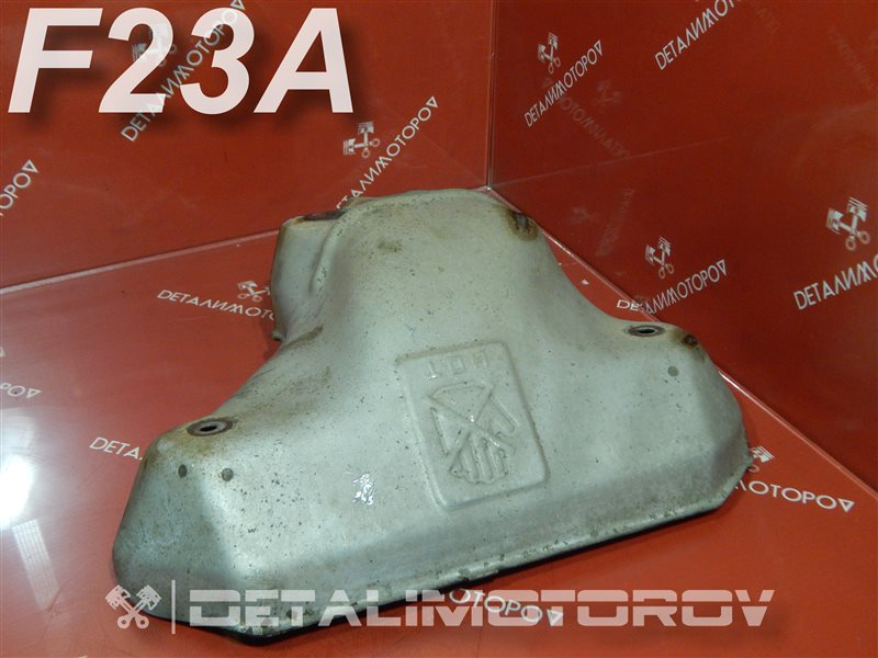 Кожух выпускного коллектора Honda Accord Wagon GF-CF6 F23A