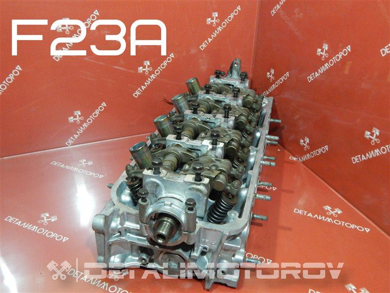 Головка блока цилиндров Honda Accord Wagon GF-CF6 F23A