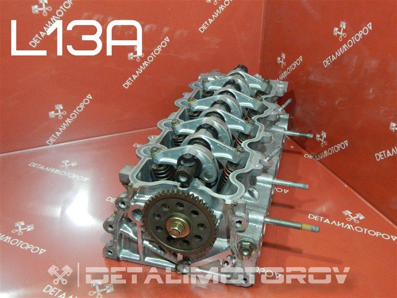 Головка блока цилиндров Honda Fit DBA-GE6 L13A