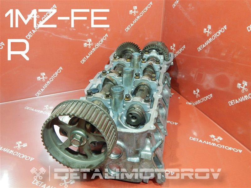 Головка блока цилиндров Toyota Alphard CBA-MNH10W 1MZ-FE правая