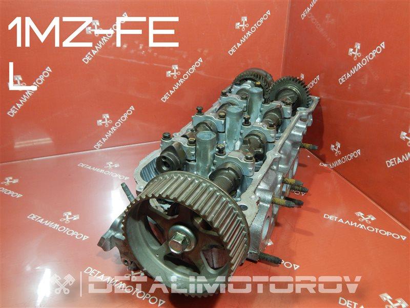 Головка блока цилиндров Toyota Alphard CBA-MNH10W 1MZ-FE левая