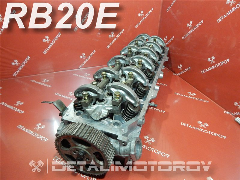 Головка блока цилиндров Nissan Cefiro E-LA31 RB20E