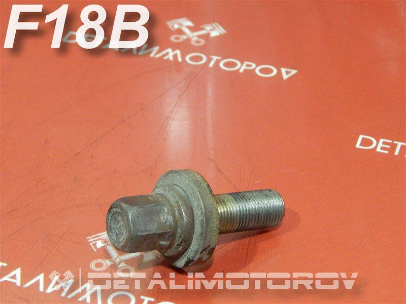 Болт коленвала Honda Accord GH-CF3 F18B
