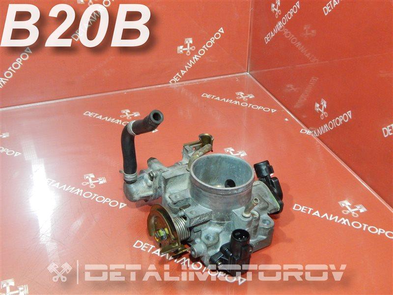 Дроссельная заслонка Honda Cr-V GF-RD1 B20B