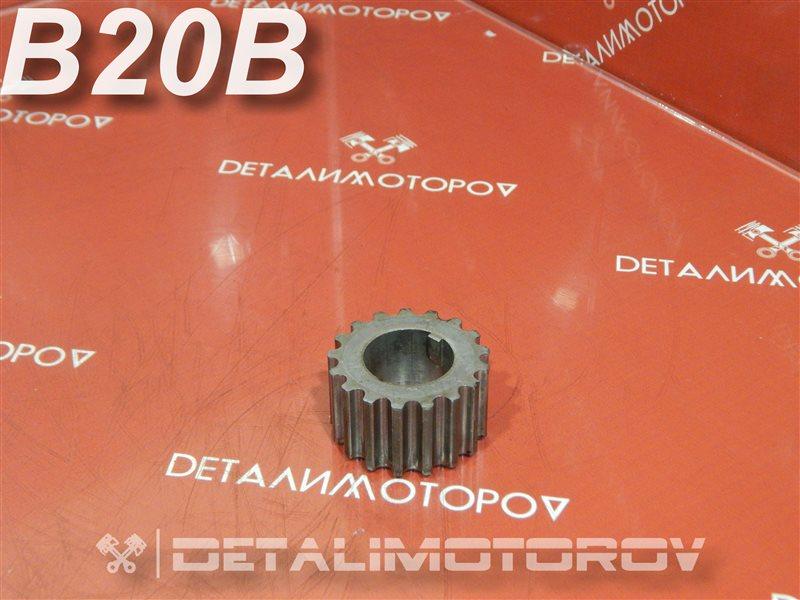 Шестерня коленвала Honda Cr-V GF-RD1 B20B