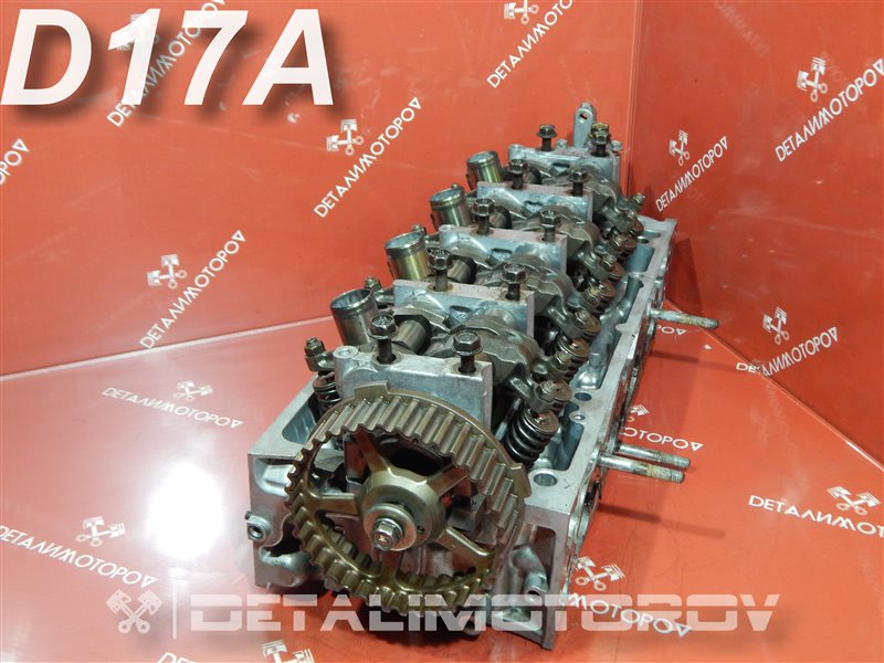 Головка блока цилиндров Honda Civic Ferio ABA-EU4 D17A