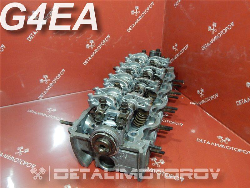 Головка блока цилиндров Hyundai Accent LC G4EA