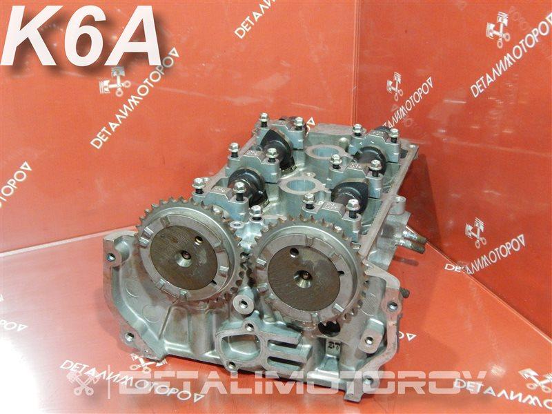 Головка блока цилиндров Suzuki Alto DBA-HA25S K6A
