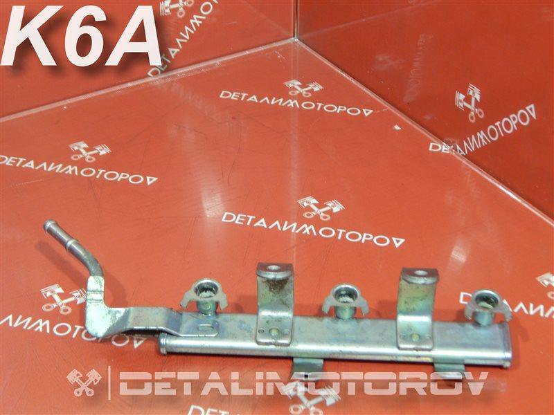 Топливная рейка Suzuki Alto DBA-HA25S K6A