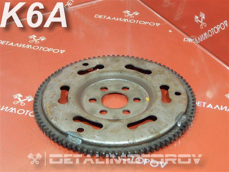 Маховик Suzuki Alto DBA-HA25S K6A