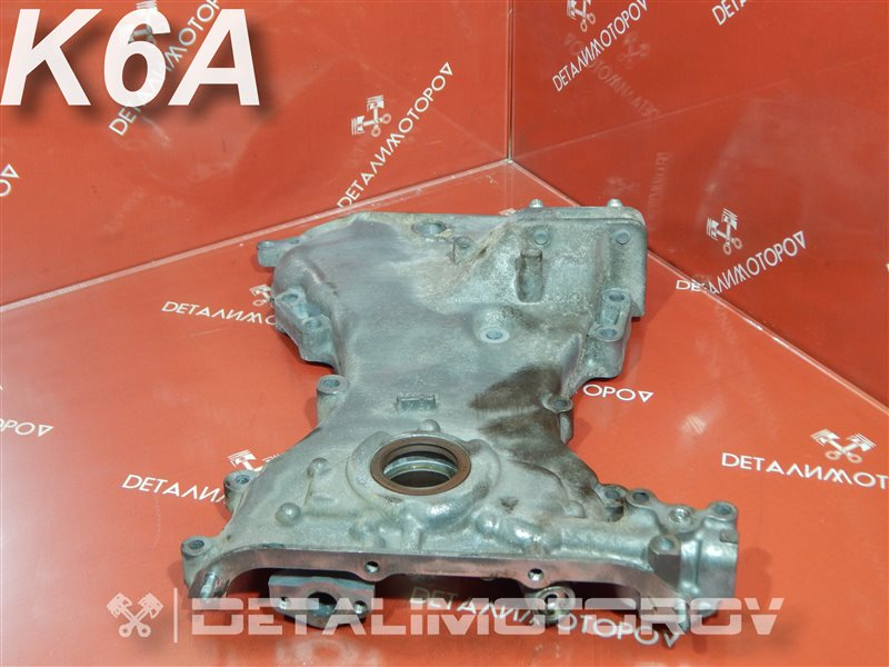 Масляный насос Suzuki Alto DBA-HA25S K6A