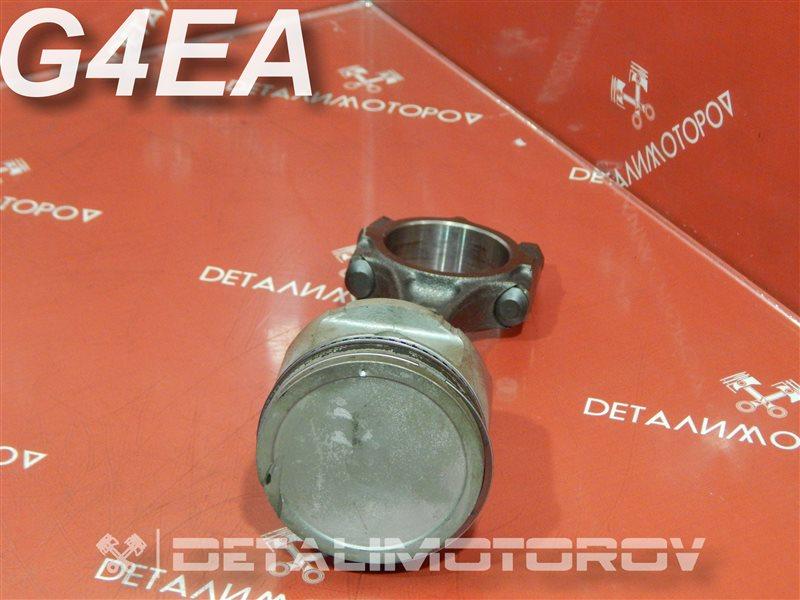 Поршень с шатуном Hyundai Accent LC G4EA