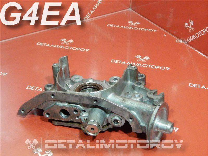 Масляный насос Hyundai Accent LC G4EA