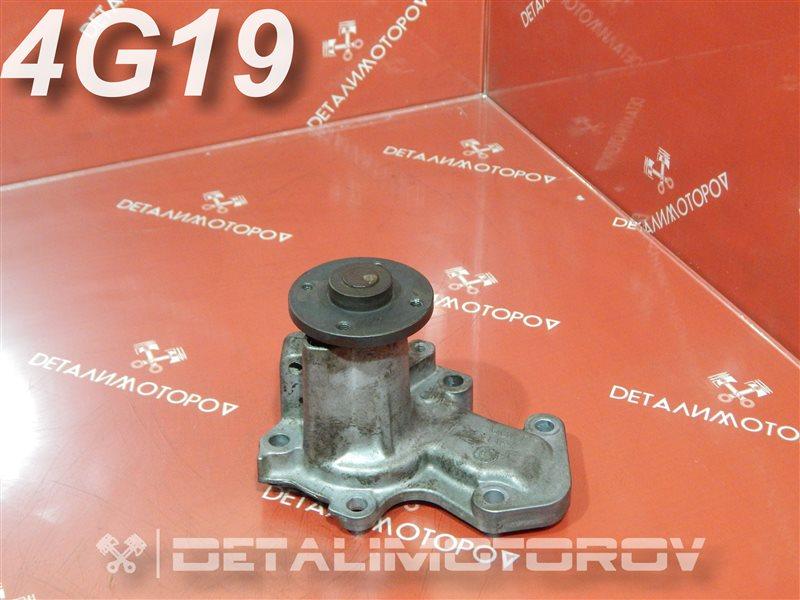 Помпа Mitsubishi Colt CBA-Z25A 4G19