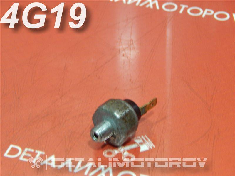 Датчик давления масла Mitsubishi Colt CBA-Z25A 4G19