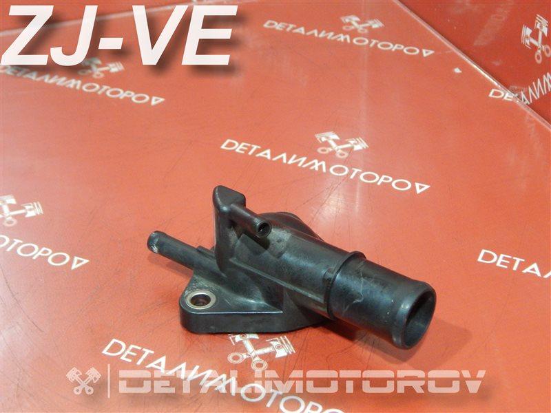 Фланец системы охлаждения Mazda Demio DBA-BL5FP ZJ-VE