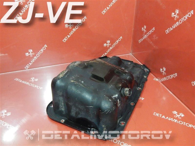 Поддон Mazda Demio DBA-BL5FP ZJ-VE