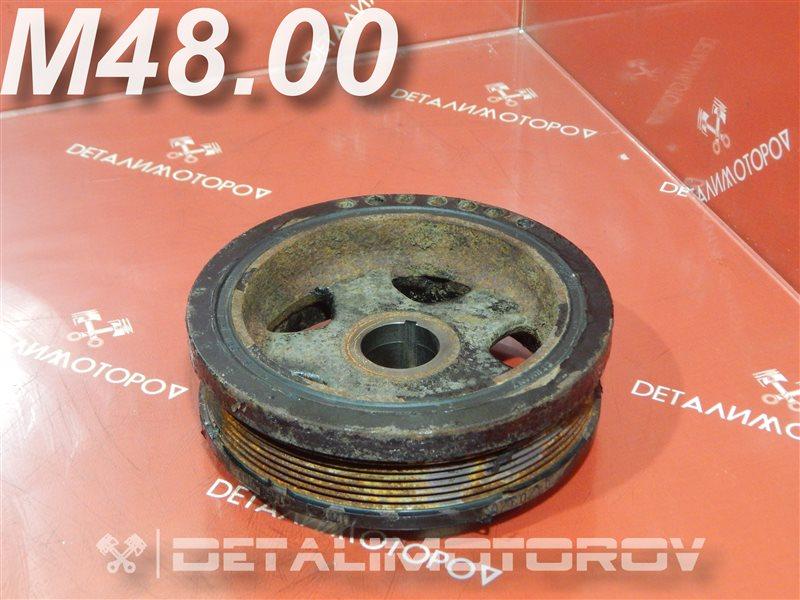 Шкив коленвала Porsche Cayenne 955 M48.00