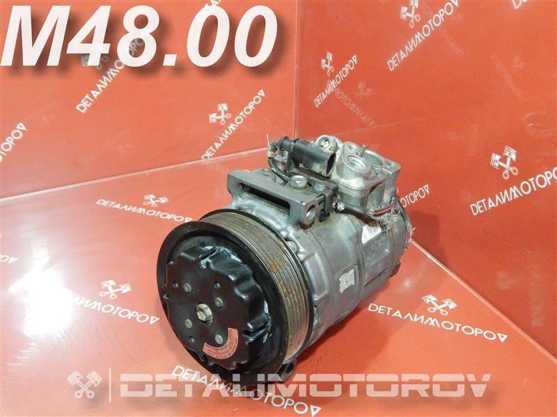 Компрессор кондиционера Porsche Cayenne 955 M48.00