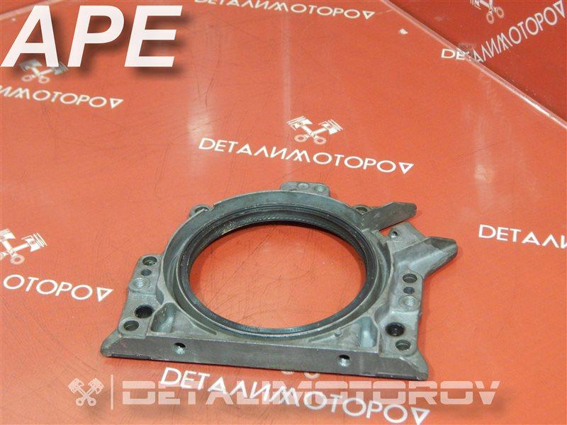 Крышка коленвала Volkswagen Bora 1J1 APE