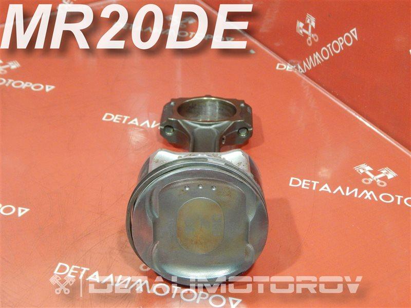 Поршень с шатуном Nissan Bluebird Sylphy DBA-KG11 MR20DE