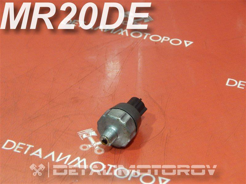 Датчик давления масла Nissan Bluebird Sylphy DBA-KG11 MR20DE