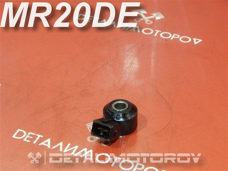 Датчик детонации Nissan Bluebird Sylphy DBA-KG11 MR20DE