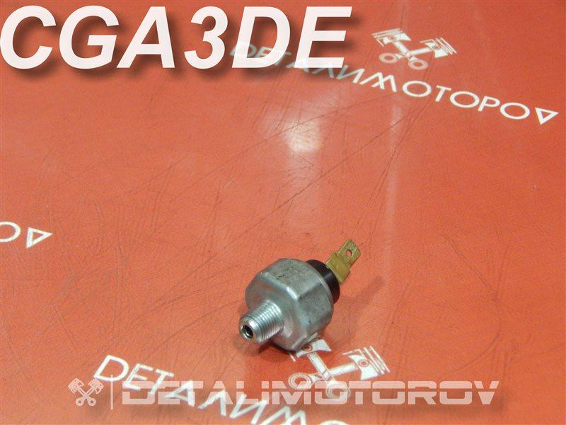 Датчик давления масла Nissan Cube TA-AZ10 CGA3DE