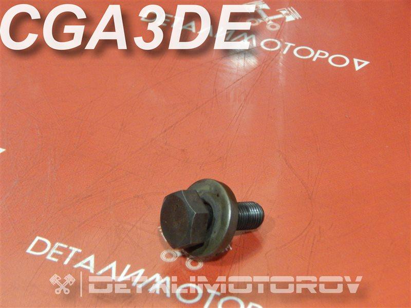 Болт распредвала Nissan Cube TA-AZ10 CGA3DE