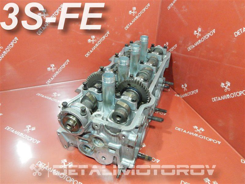 Головка блока цилиндров Toyota Avensis E-ST190G 3S-FE