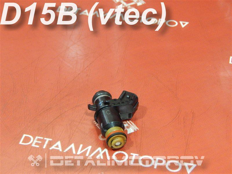 Форсунка Honda Capa E-EF2 D15B