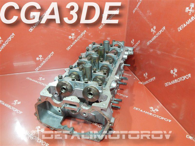 Головка блока цилиндров Nissan Cube TA-AZ10 CGA3DE