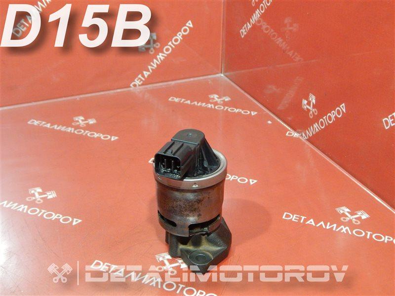 Клапан egr Honda Capa E-EF2 D15B